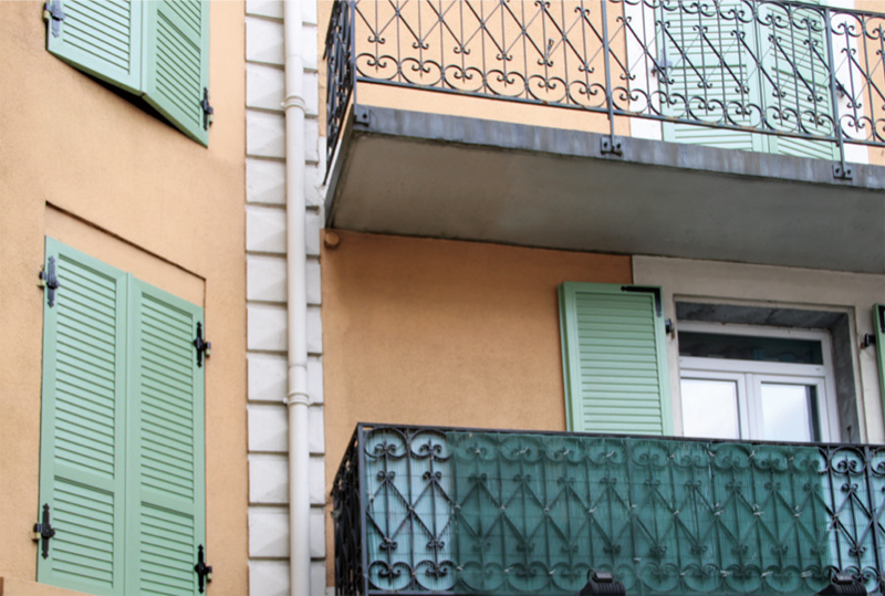 Volets battants - Confort et Patrimoine | La Baronnie, 73330 Pont de Beauvoisin | Les Echelles | Menuiseries extérieures